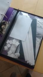 Dokumententasche zum Sammeln von Kleinigkeiten
